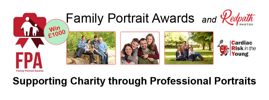 Family Portrait Awards Redpath Photos