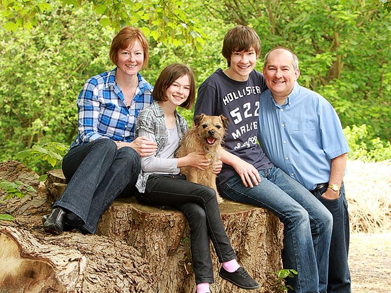 Location Family Portrait Awards Chenies Manor Amersham